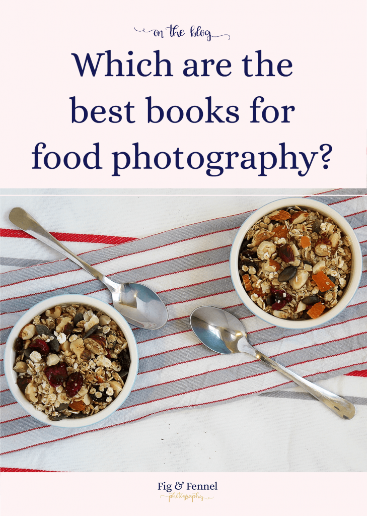 Which are the best books for food photography